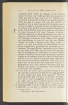 Detailed view of page from Oeuvres philosophiques de René Descartes. Tome I (1618-1637)