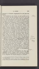 Detailed view of page from Essais et conférences
