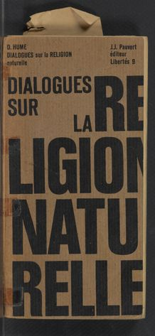 Thumbnail view of Dialogues sur la religion naturelle