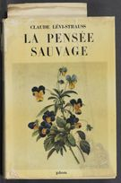 Detailed view of page from La pensée sauvage