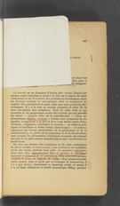 Detailed view of page from Sociologie et anthropologie