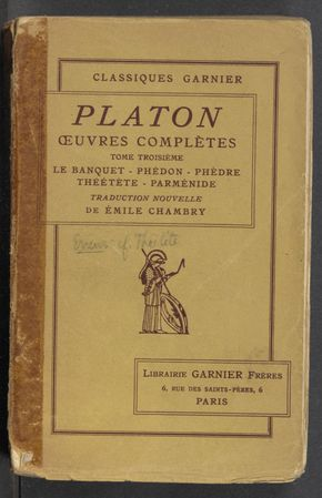 Cover of Phèdre