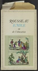 View bibliographic details for Émile ou de l'éducation (detail of this page not available)