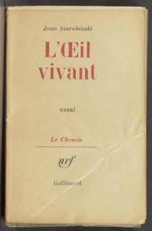 View bibliographic details for L'Œil vivant