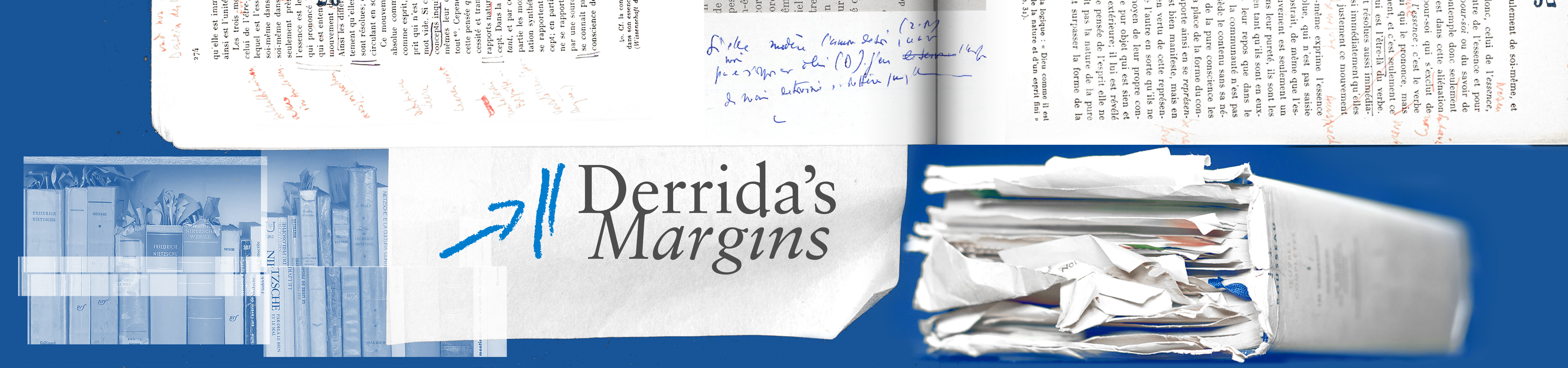 """Lessons learned from building """"Derrida's Margins"""" feature image"""